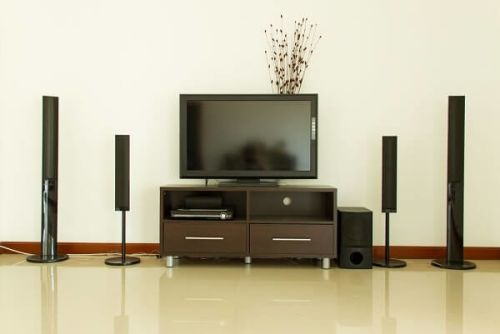 Good Home Theater System