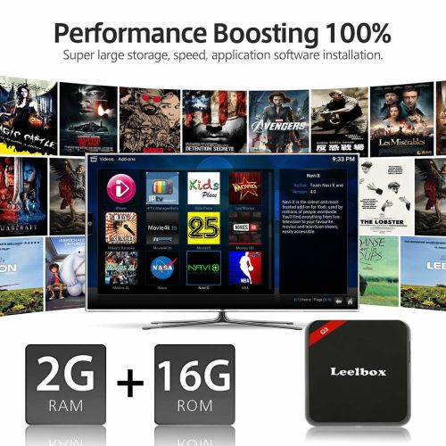 Conventional Android TV Boxes
