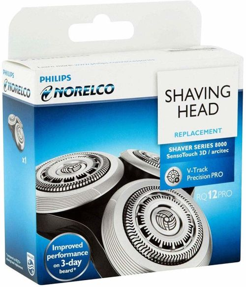 Rotary Shaver for Beard and Head