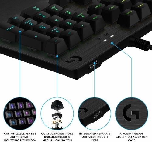 Keyboards for Gaming