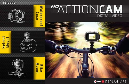 Best Action Camera with Console