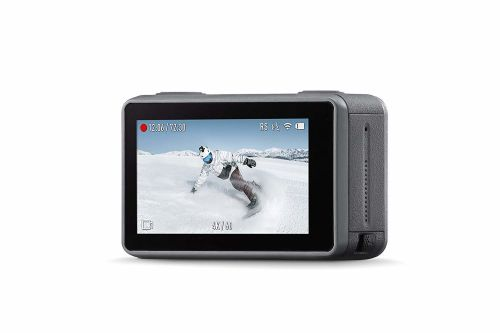 Dual Screen Action Camera