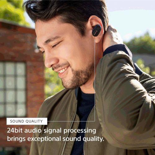 True Noise Canceling Wireless Earbuds