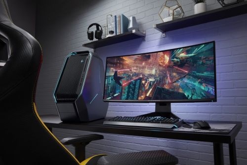 34 inches Curved Gaming Monitor
