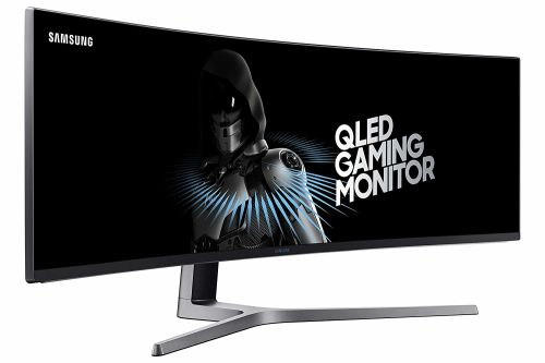 49 inch Super Ultrawide QLED Curved Gaming Monitor