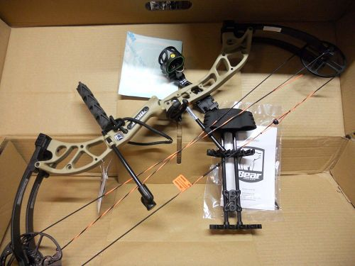 Bear Archery Wild Compound Bow