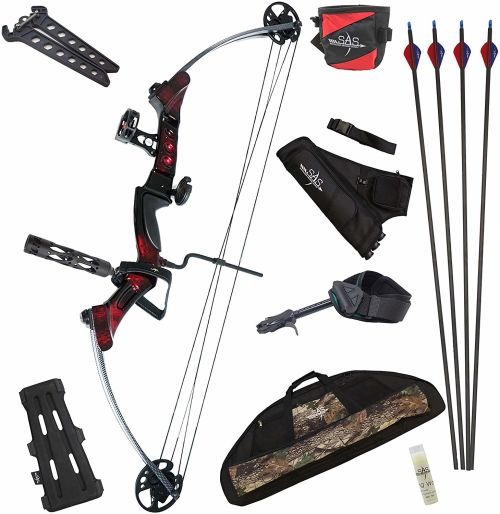 SAS Primal Compound Bow