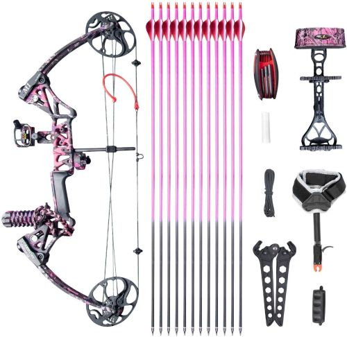 MKING Compound Bow for Women