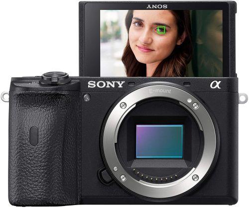 Sony Alpha A6600 Best Mirrorless Camera