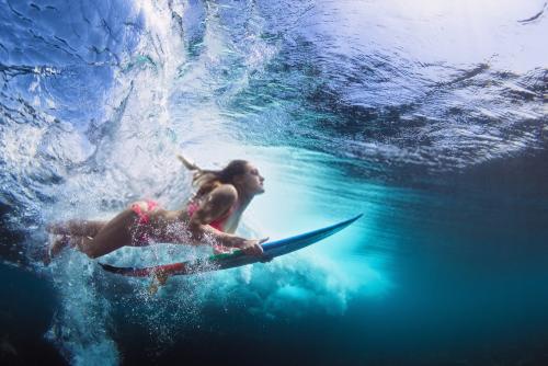 underwater mirrorless cameras
