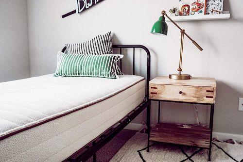 green organic mattress