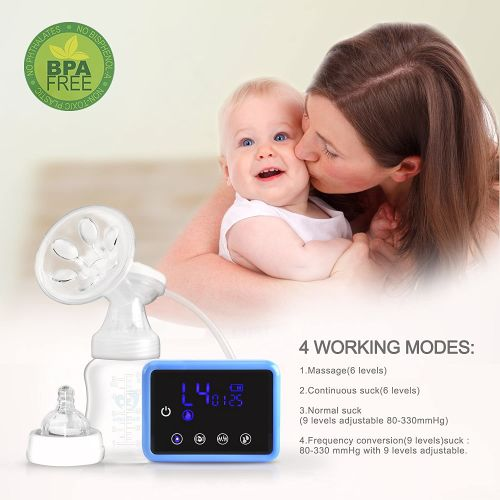 Bellababy Double Electric Breast Pumps