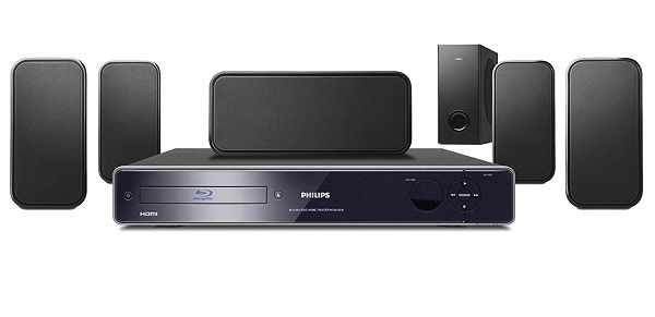 Philips Home Theater Systems