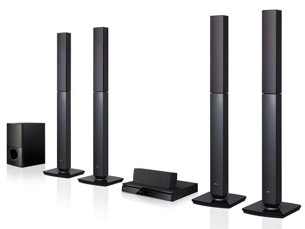 LG Home Sound Theater Systems