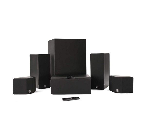 Enclave home entertainment systems