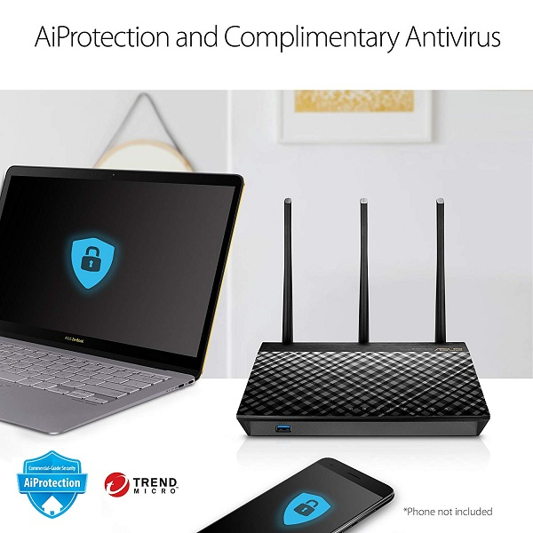 ASUS RT-AC66U B1 cheap wireless routers