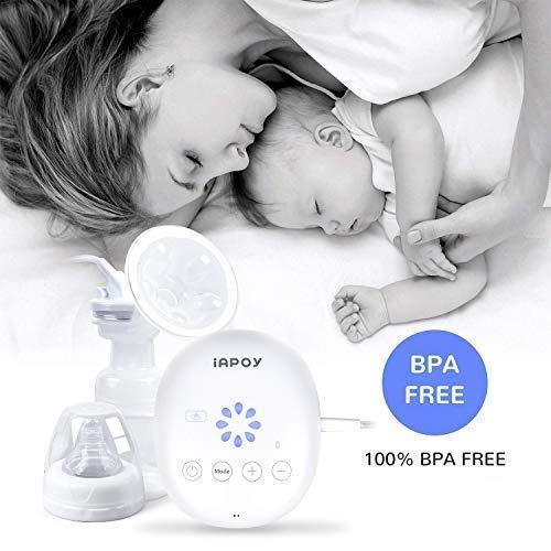 Electric Single Breast Pump BPA Free
