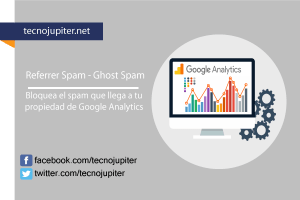 filtrar spam de google analytics