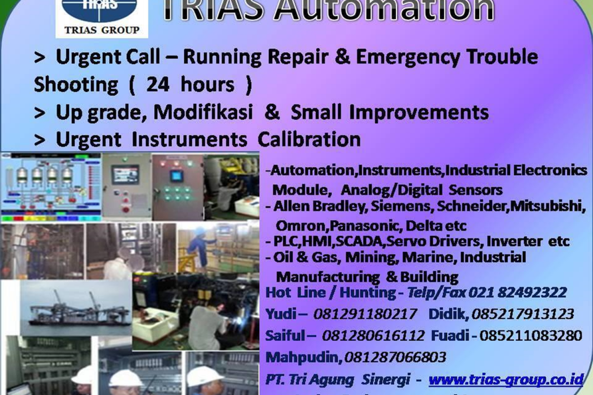 TRIAS Automation