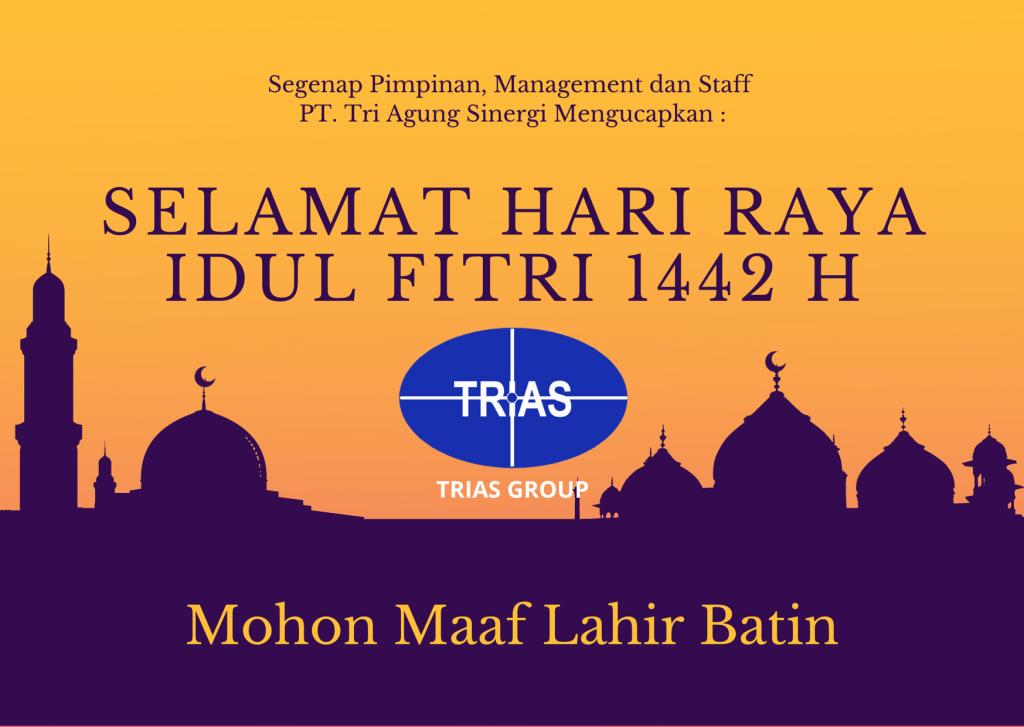 Selamat Hari Raya Idul Fitri 1442 H 1