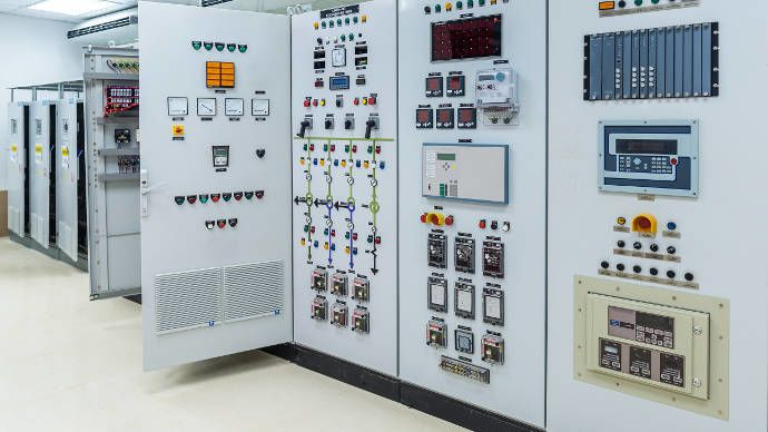 Electrical Solution Power System 3