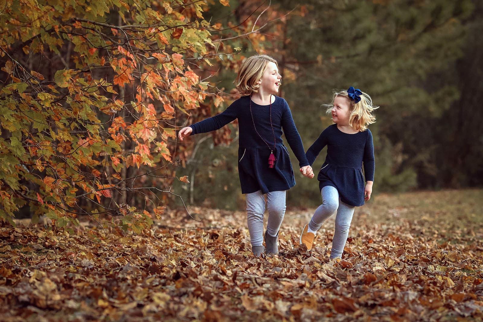 fall photo shoot Fall Portraits