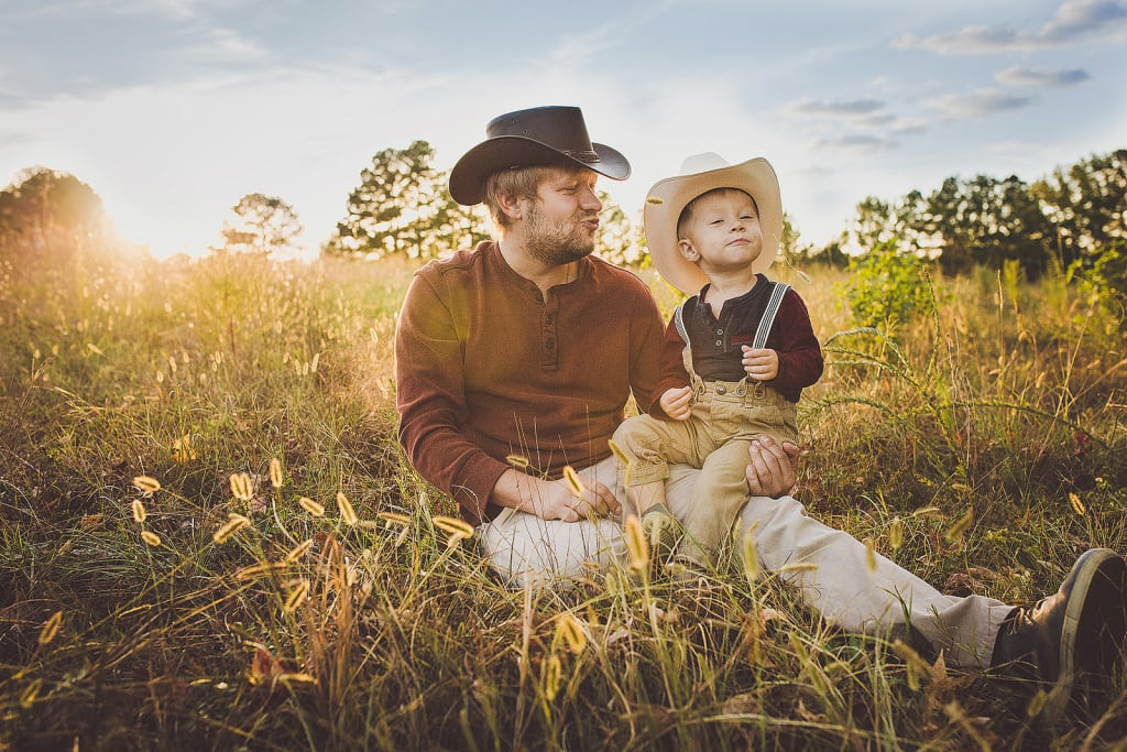 lifestyle family photo session in raleigh
