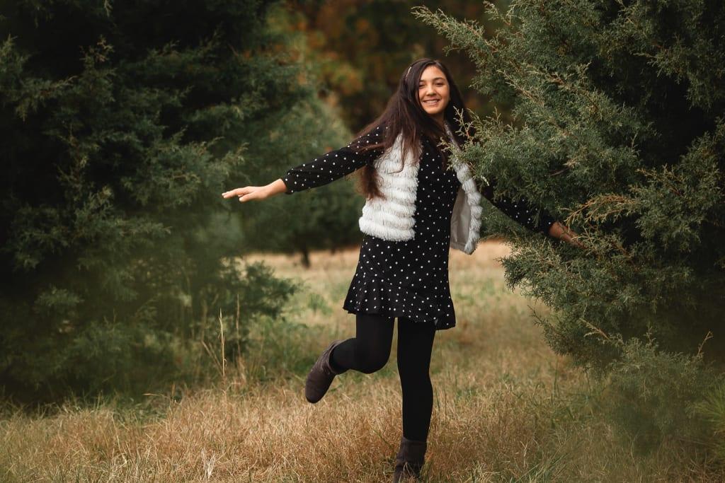 outdoor portrait photographer