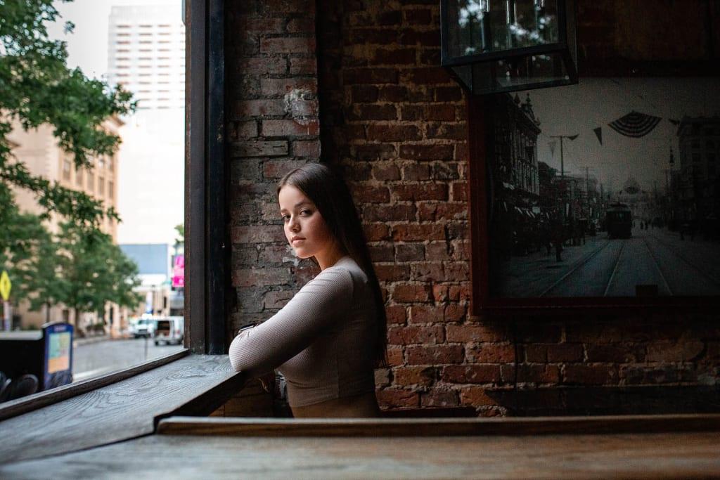 senior portrait session raleigh nc