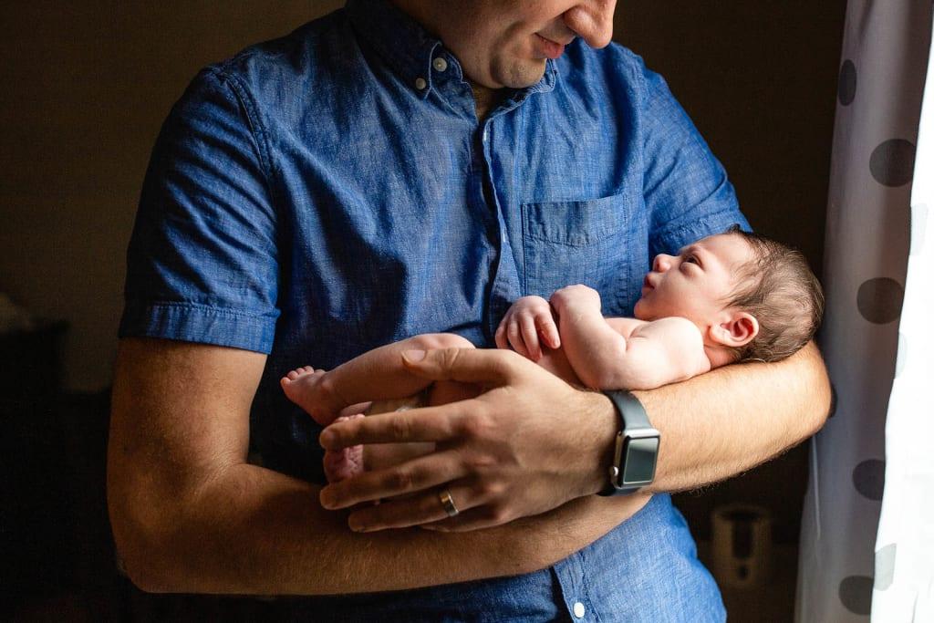 lifestyle newborn photographer morrisville nc