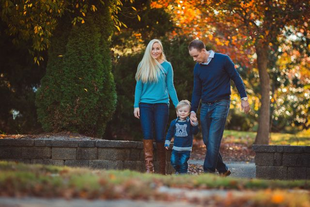Professional Family Photographer in Raleigh, NC