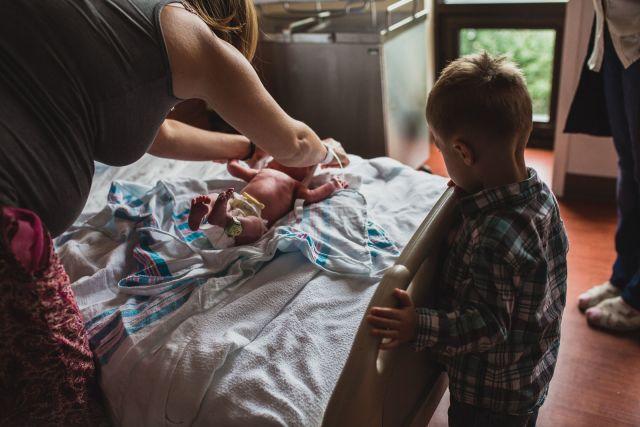fresh 48 newborn photography in raleigh