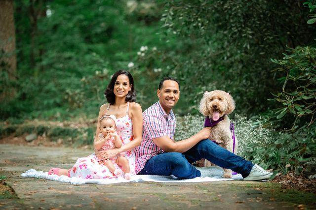 family photography sarah duke gardens durham nc