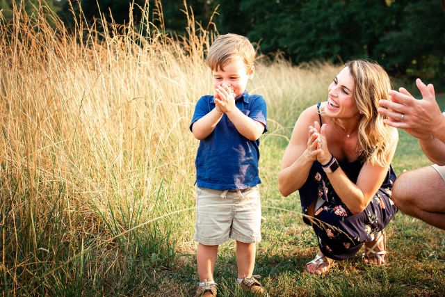 best family photographer in Holly Springs NC
