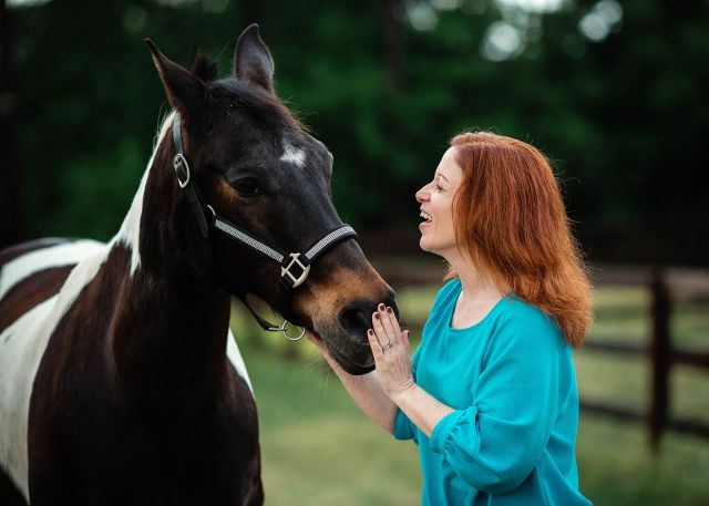 photo session Euro Equine Stables, Apex, NC