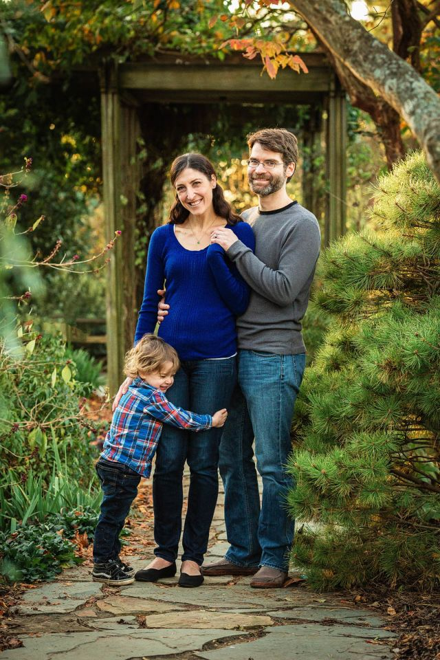 family photographer in raleigh