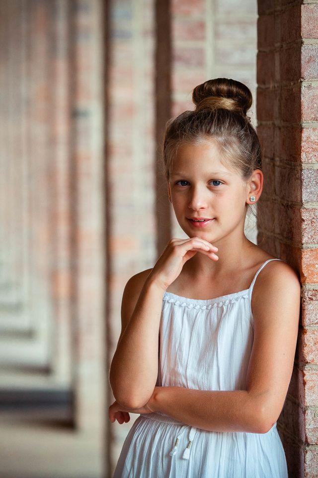 girls portrait best kids photographer
