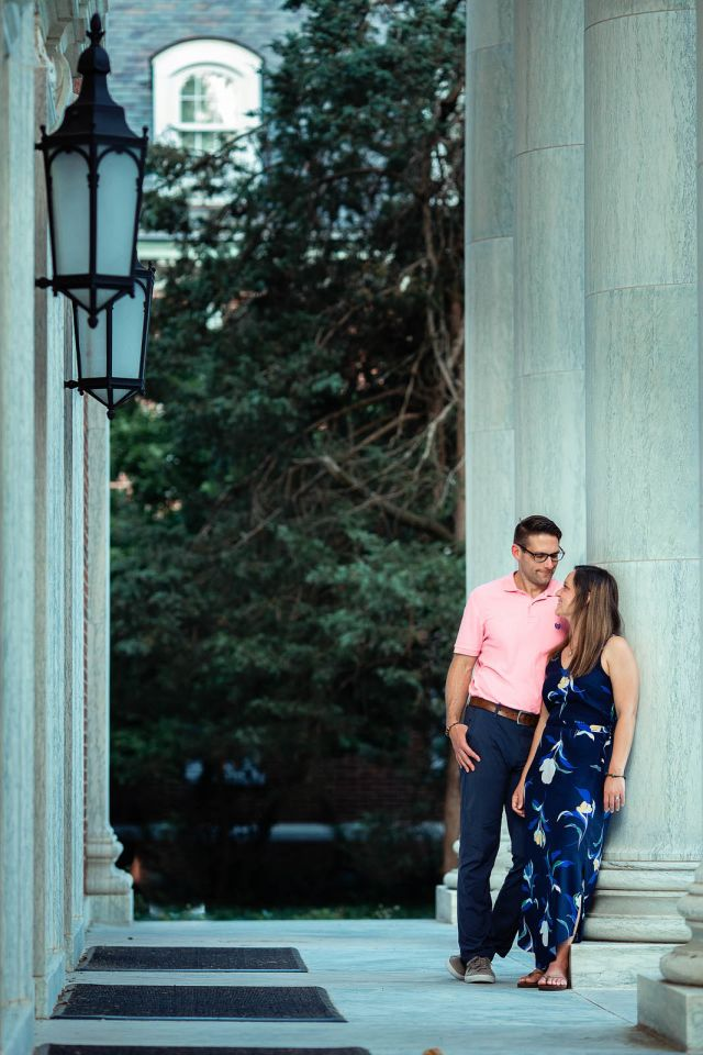 couples photo session in durham engagement photographer
