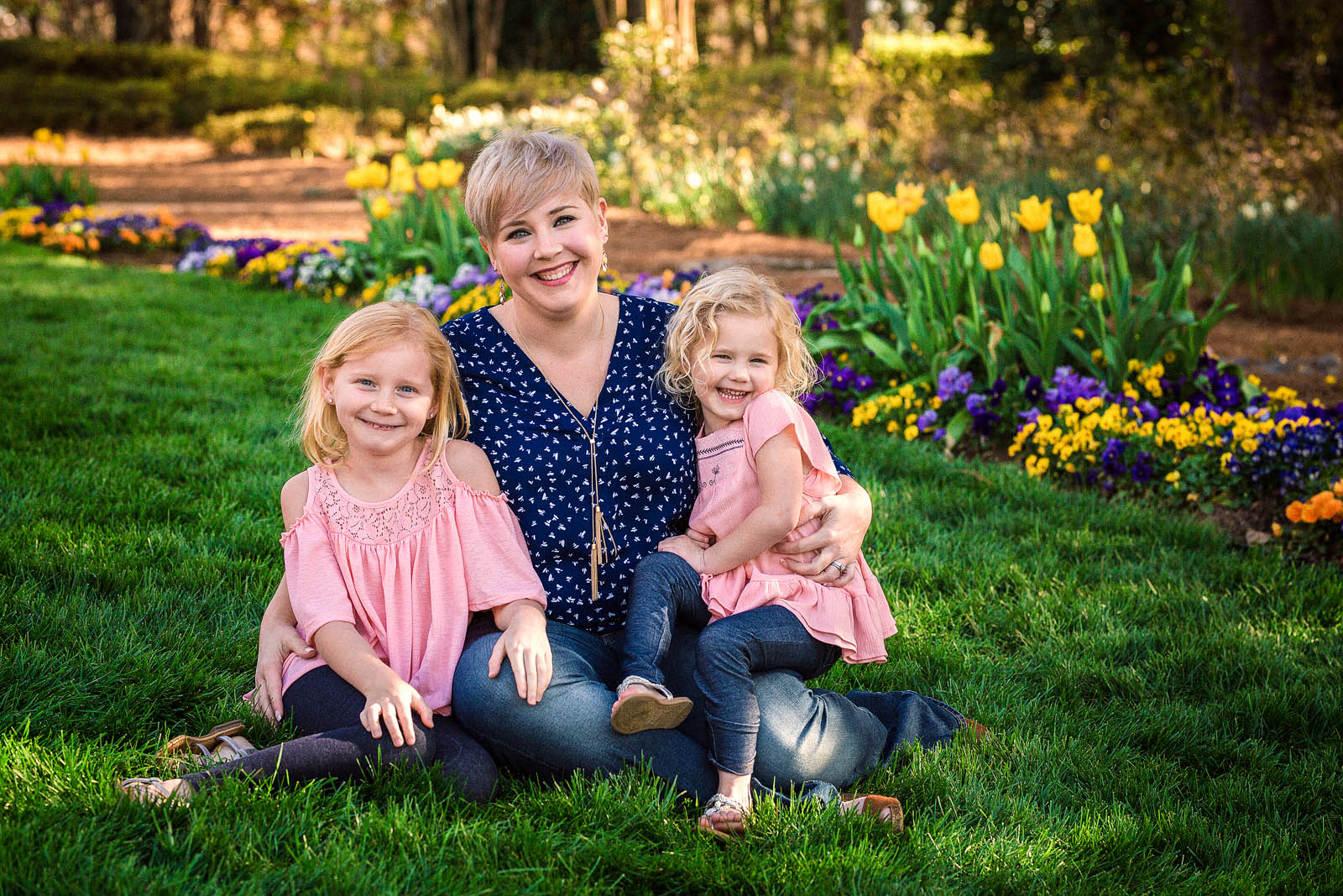Spring Family Picture Colors - The Best Family Of 2018