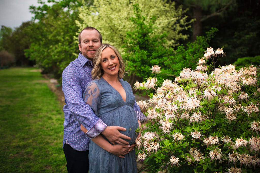 maternity photographer, raleigh nc
