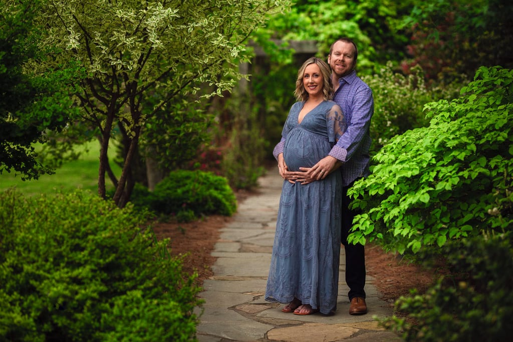 best maternity photographer in raleigh