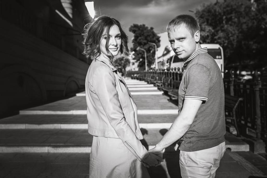 Couples Photo Shoot - Raleigh