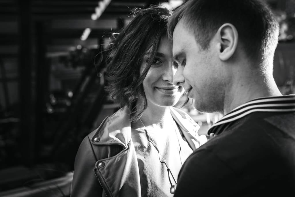 Wedding Anniversary Photo Shoot - Raleigh