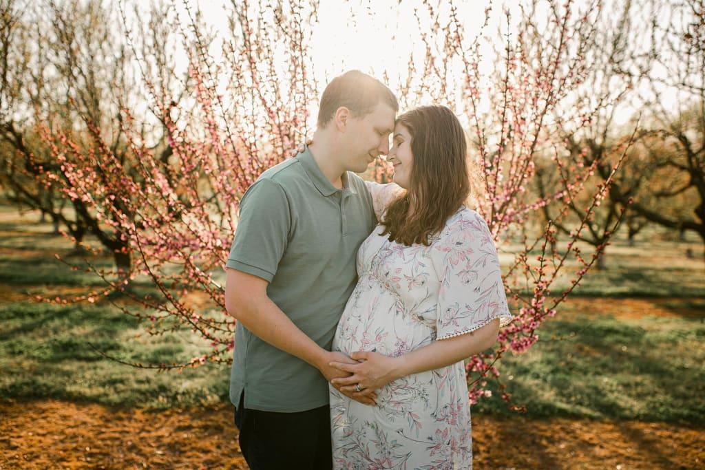 maternity and newborn pachage newborn photography raleigh