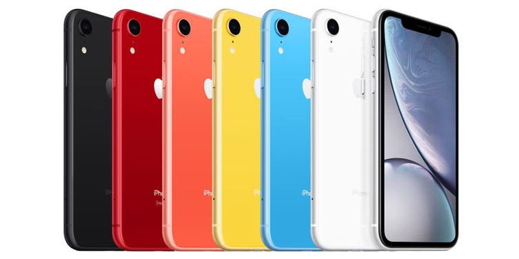Apple is hoping to replace the Blue and Coral iPhone XI models with two new color combinations this year - Lavender and Green.