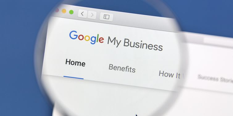 Google My Business Mobile Online Marketing