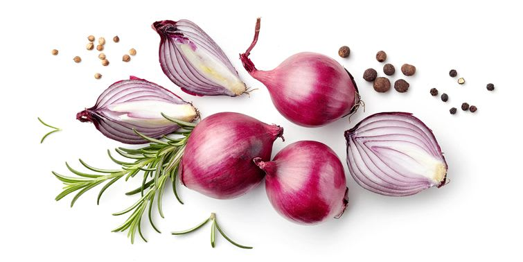 Red Onions blood sugar