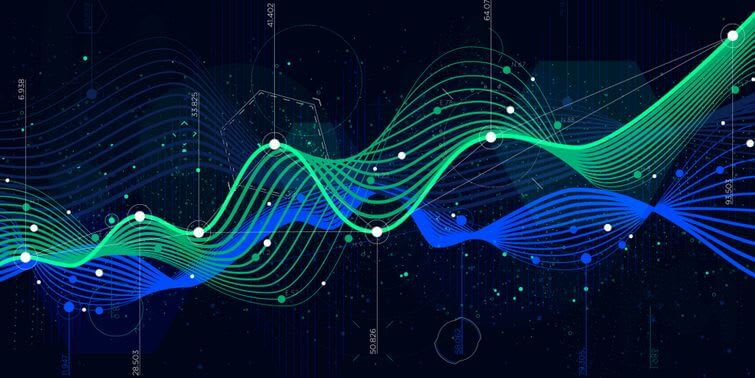 Quantum particles such as electrons and photons act as if they're waves sometimes and particles sometimes.