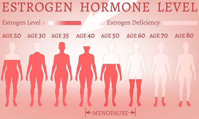 Menopause is an important phase in a woman's life when menstruation cycle ceases permanently. This causes severe hormonal changes in the body as women tend to stop producing the hormones such as estrogen.