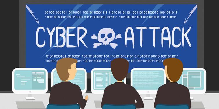 cyber attack nexus